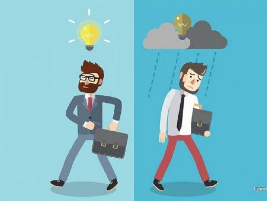 que diferencia a la gente exitosa de la que no triunfa
