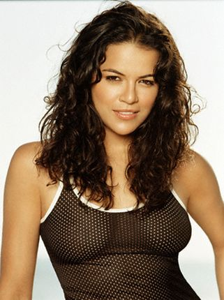 ca. 2005 --- Michelle Rodriguez --- Image by © Andrew Macpherson/Corbis Outline