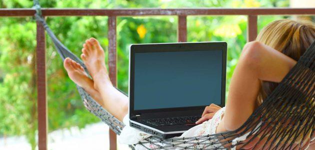Es mejor trabajar relajado que estresado
