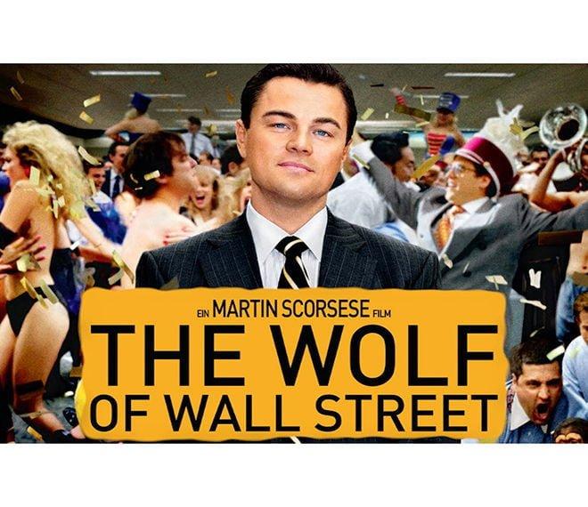 El Lobo del Wall Street es una de las mejores películas para aprender a invertir