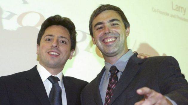 De los mejores dúos emprendedores: Brin & Page
