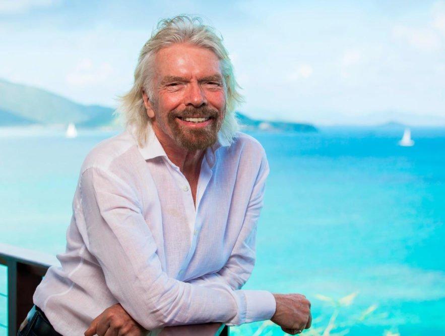 Richard Branson habla sobre la pasión