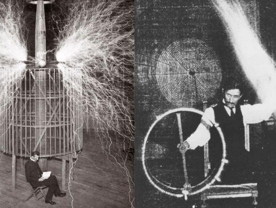 Frases inspiradoras de Nikola Tesla