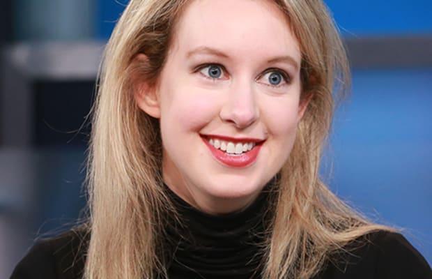 Elizabeth Holmes,