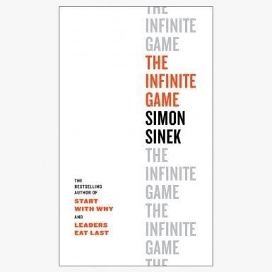 El Juego Infinito, el nuevo libro de Sinek