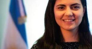 Daniela González, presidenta de Jóvenes FEBA (JEFEBA)