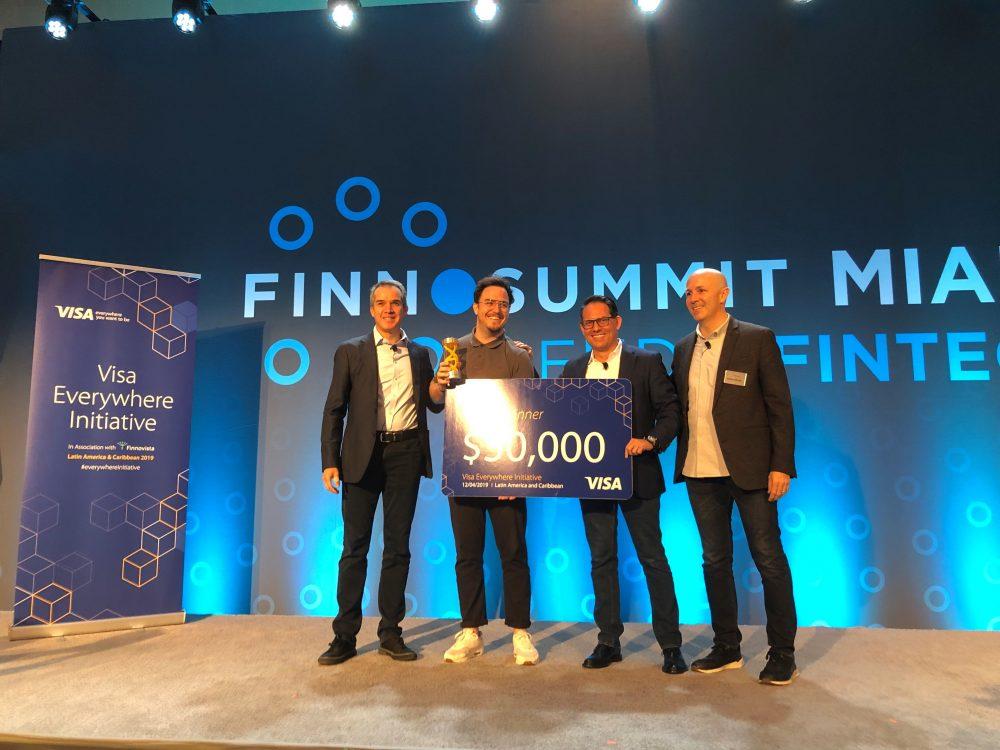 Flexio es la fintech ganadora del Visa Everywhere Initiative