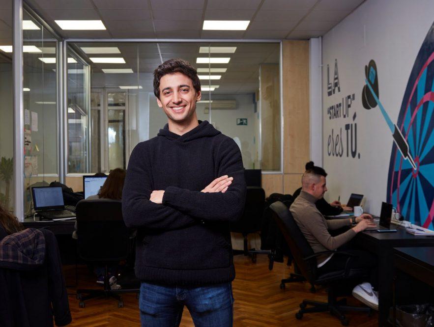 Alejandro Sáez, fundador de eGoGames tras la ronda de financiación de 3 millones de euros