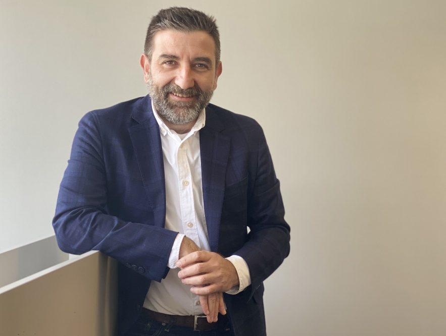 Bernardo Duce, director de la unidad Solutions en Opinno