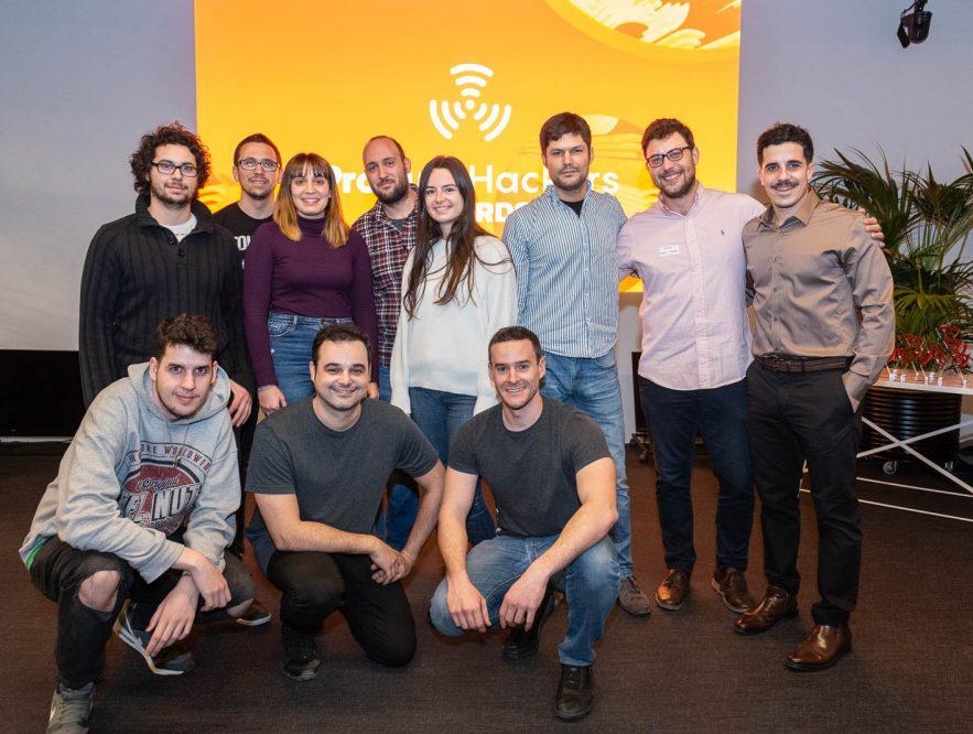 el equipo de Product Hackers