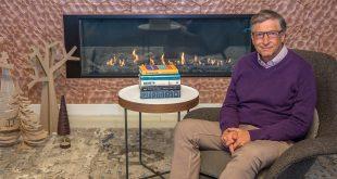 Bill Gates recomienda leer estos cinco libros