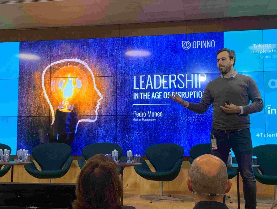 Pedro Moneo habla sobre el rol del CEO innovador