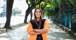 Melisa Morandini nueva Líder de Relaciones Públicas