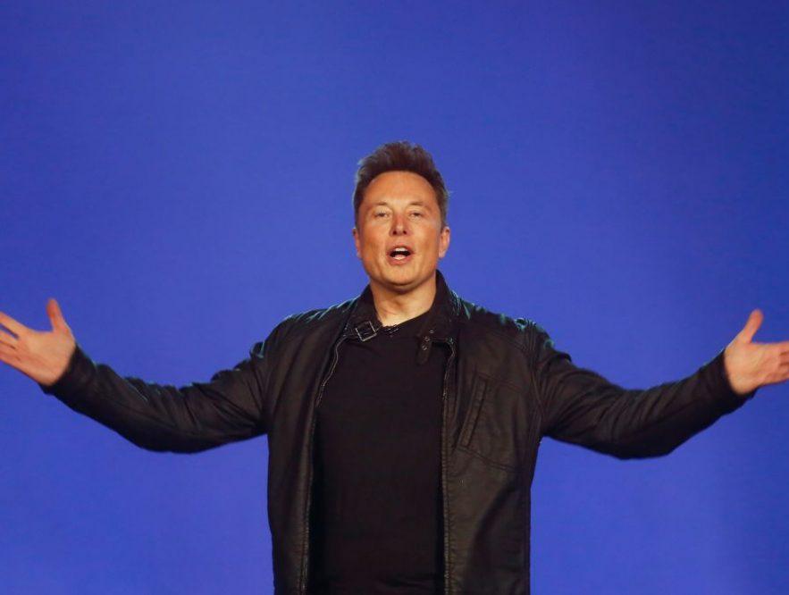 Elon Musk, unos de los emprendedores destacados de la pasada década