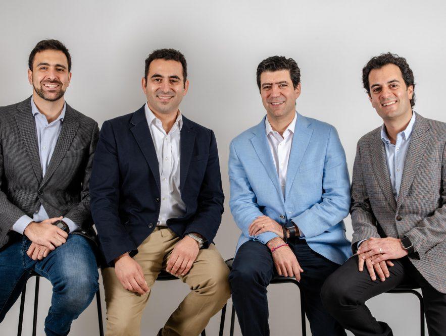 los founders de WeBoost, el nuevo Venture Capital chileno