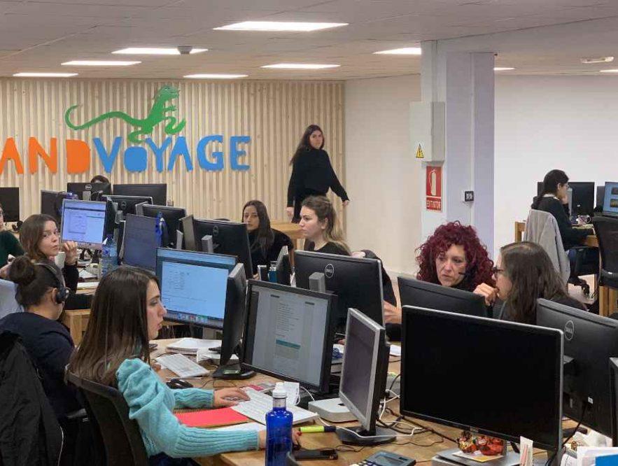 GrandVoyage.com por dentro