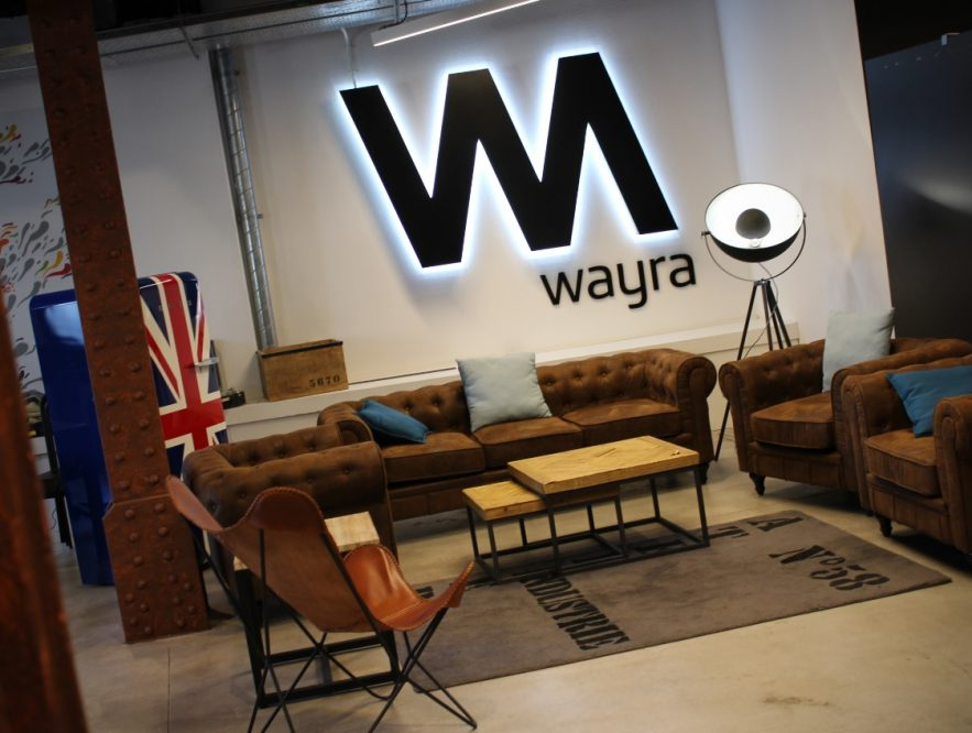 Wayra España invirtió en 9 startups durante 1019