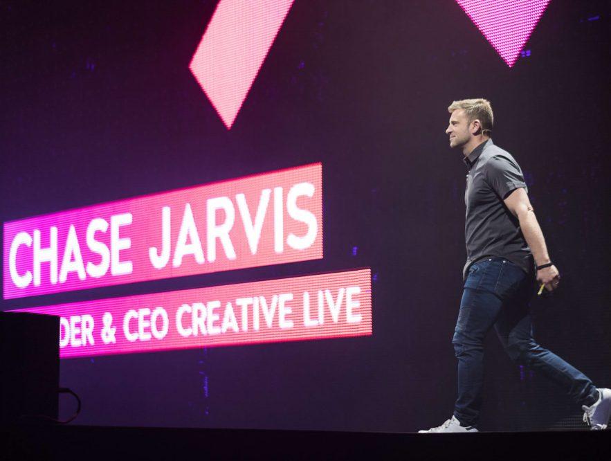 Chase Jarvis comparte tips para desarrollar el pensamiento creativo