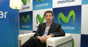 Marcelo Tarakdjian. nuevo CEO de Telefónica Movistar de Argentina