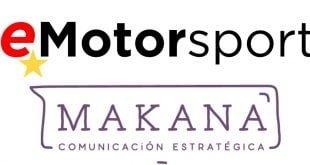 Makana manejarás las comunicaciones de eMotorSport