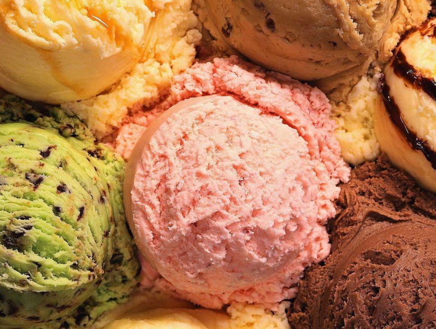 Curiosidades sobre uno de los placeres mundanos: el helado
