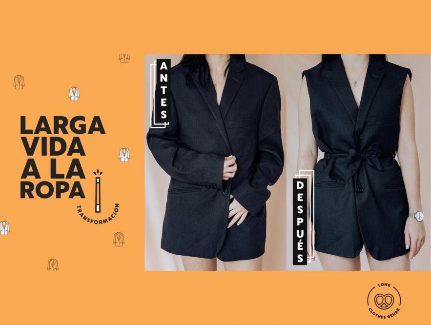 Long Clothes Rehab, la startup que renueva tu ropa vieja