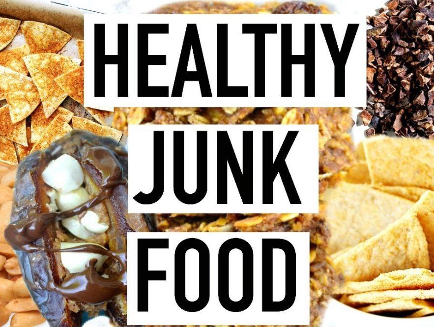 Comida chatarra saludable es otra oportunidad de negocios para explorar