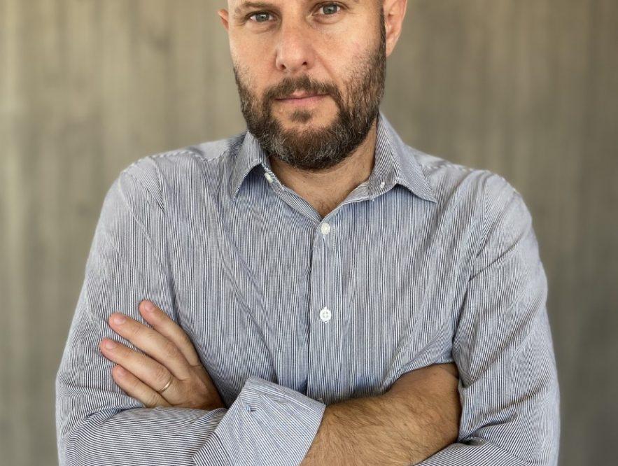 Mariano Drzazga, co fundador de Doqchat