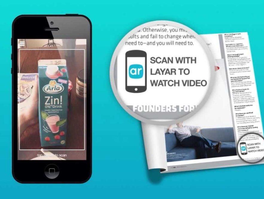 Layar, la famosa app de realidad aumentada