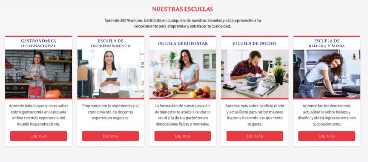 Aprende.com, la edtech se lanzó en México