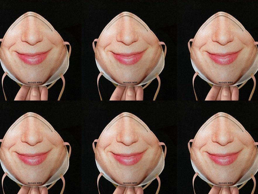 Máscaras protectoras para desbloquear el celular