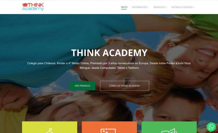 Think Academy, la solución para los escolares chilenos