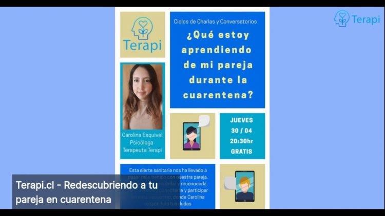 Terapi es una startup chilena que brinda servicios de psicología y en seis meses de vida ya atiende a más de mil personas mensualmente.