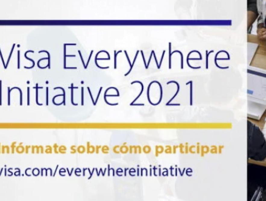 Llega la 5° Visa Everywhere Initiative
