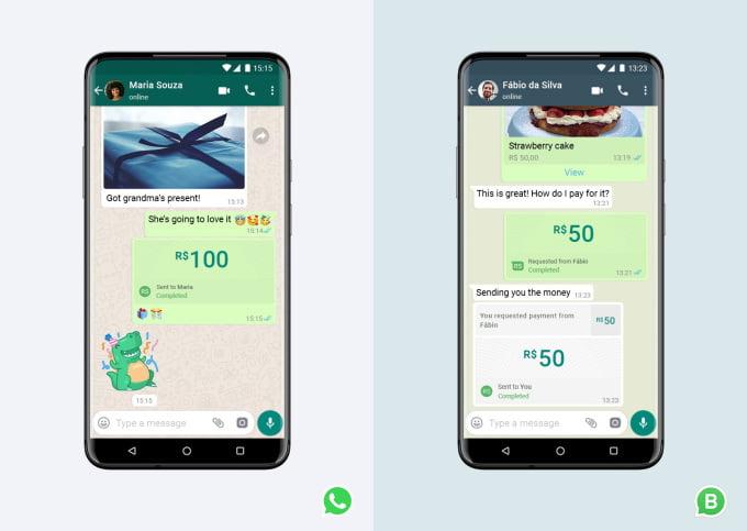 WhatsApp lanza los pagos en Brasil