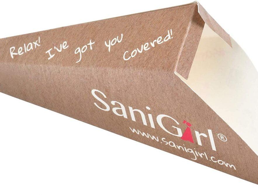 Sanigirl, es una de las innovaciones beneficiadas por la pandemia