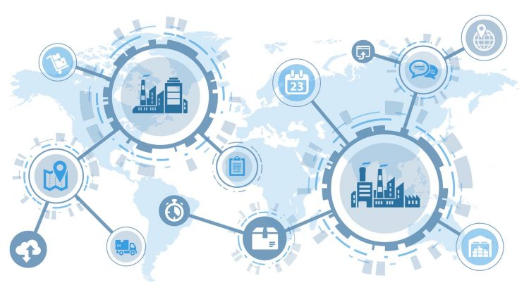 La gestión eficiente de la cadena de suministro o supply chain management ayuda a la organización a reducir costos y acelerar la comercialización.