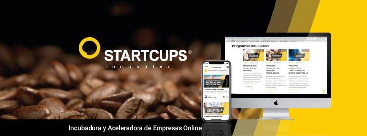 Startcups, la primera aceleradora online