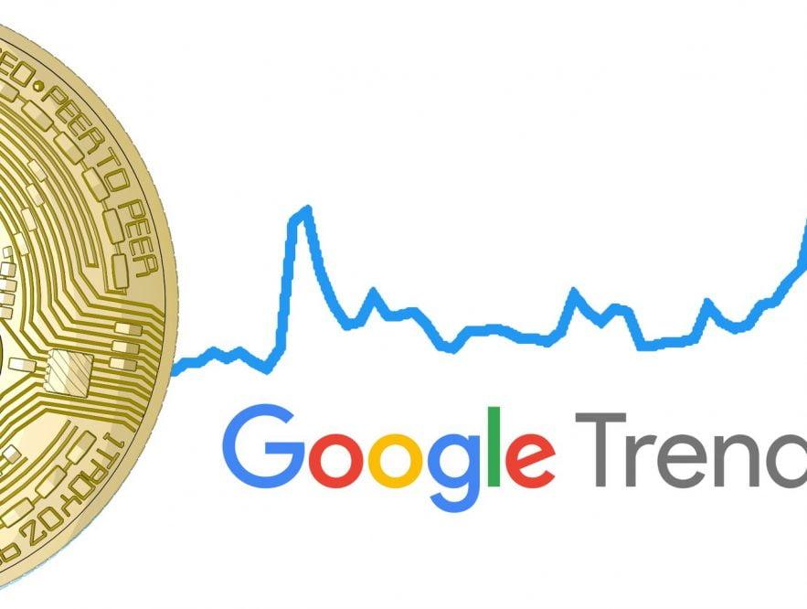 Se disparan las búsquedas de bitcoin en Google