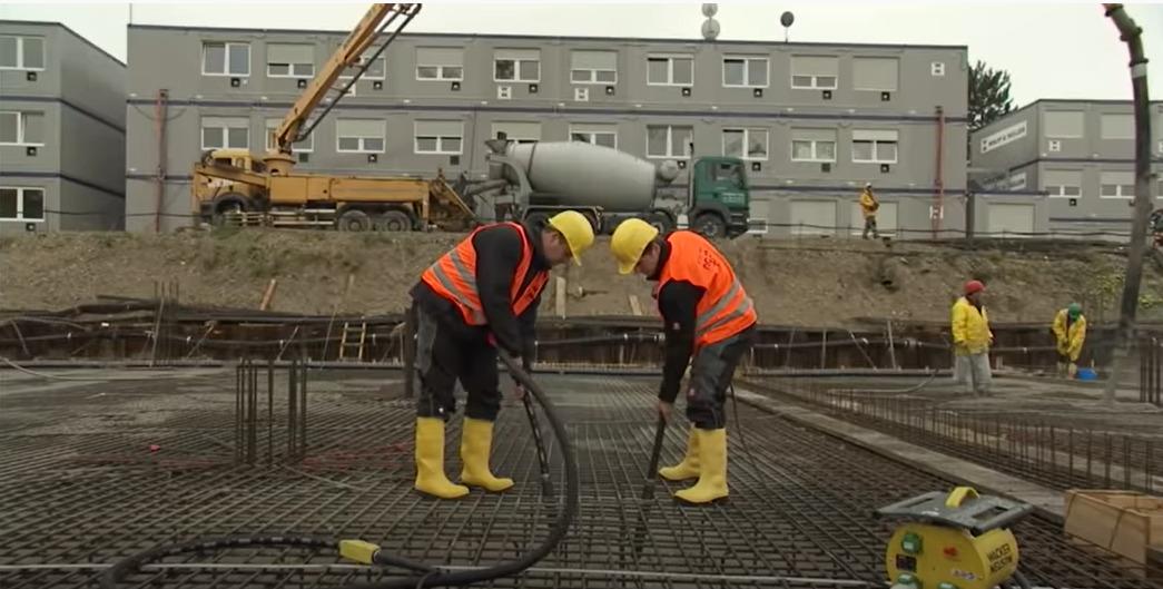 Vibradores para concreto