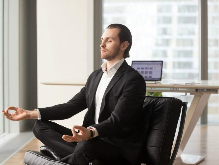 La meditación mejora la productividad personal y profesional