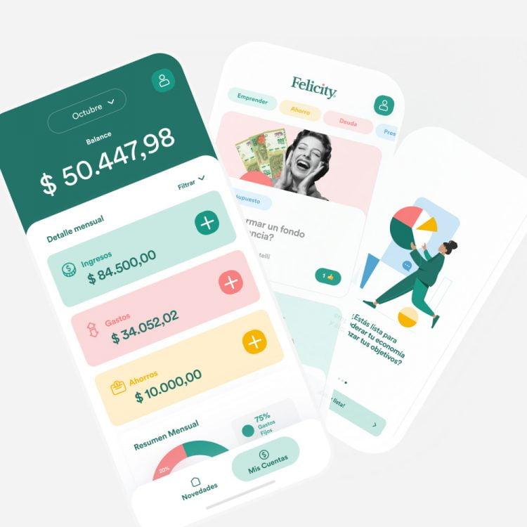 La empresa de educación e inclusión financiera Mujer Financiera lanzó Felicity, la primera red social de finanzas exclusiva para mujeres.