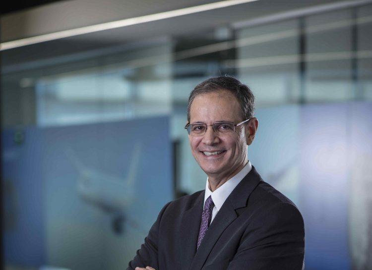 Feliciano Almeida, CEO de Michelin Cono Sur