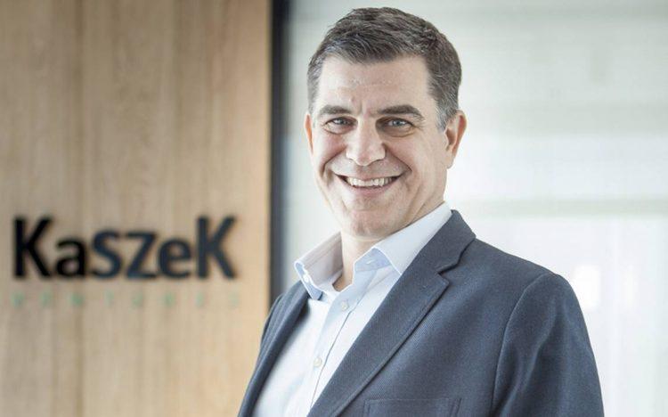 Nicolas Szekasy, cofundador de Kaszek Ventures