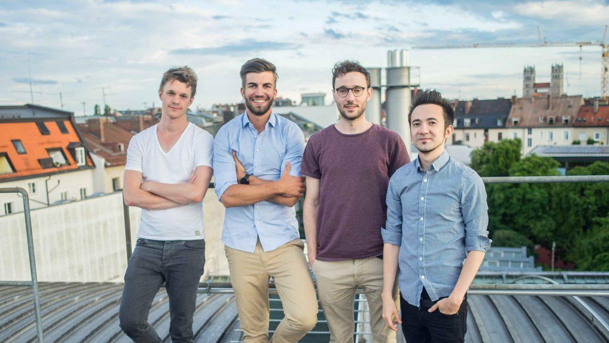 Los founders de Personio, tras anunciar la inversión