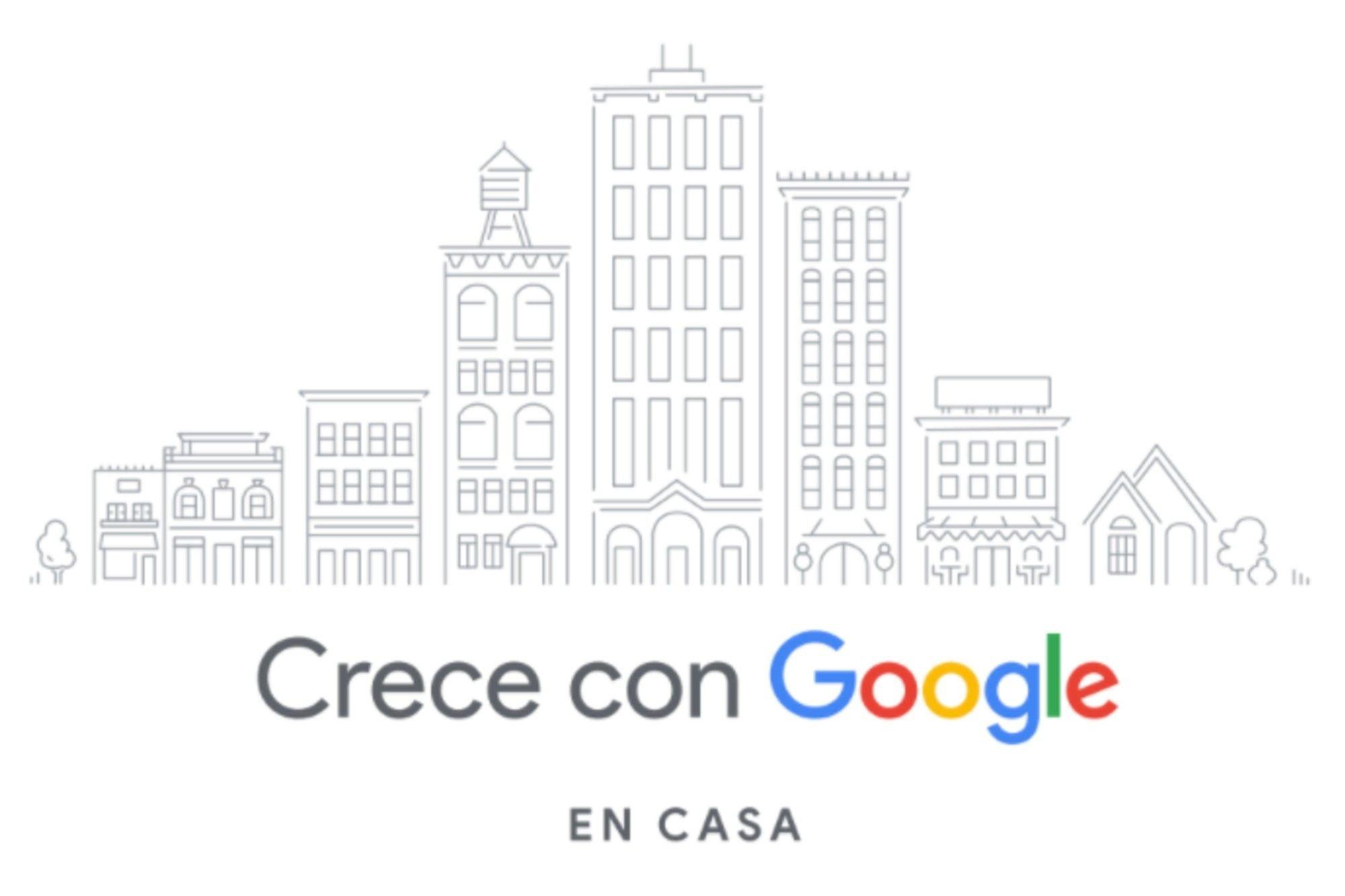 Crece con Google en Casa ofrece cursos para las mujeres en marzo