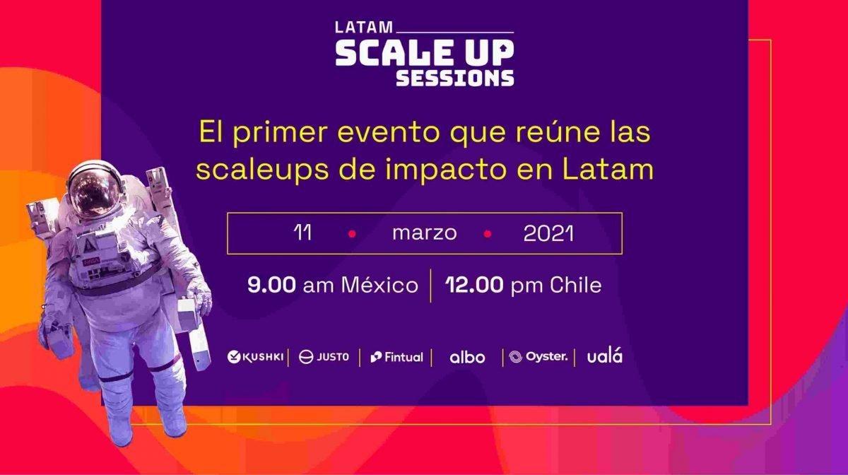 llegan las Latam Scaleup Sessions