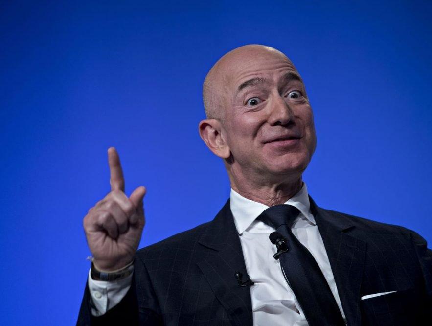 Los logros de Jeff Bezos
