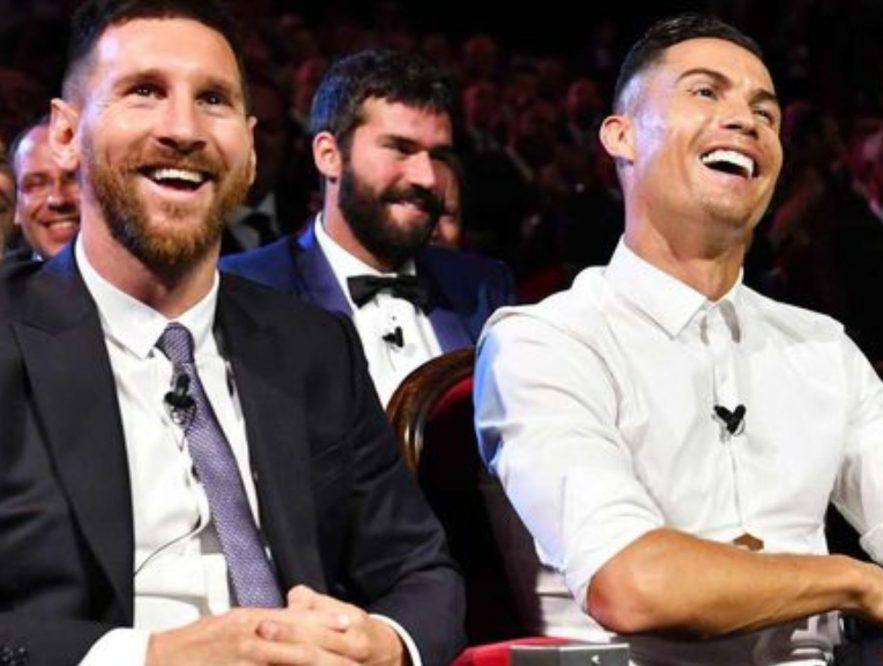 Hay quienes no emprenden pero se creen mejores que Messi y CR7 juntos