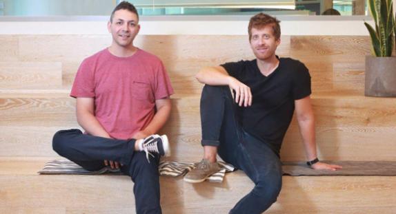 los fundadores de monday.com, Eran Zinman, Roy Mann